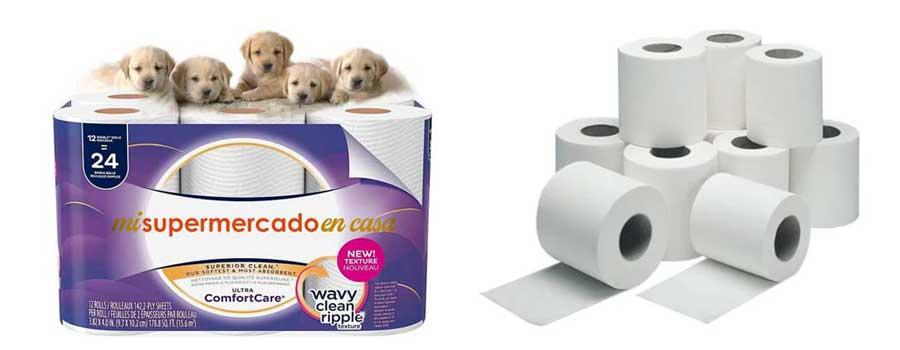comprar papel higienico barato