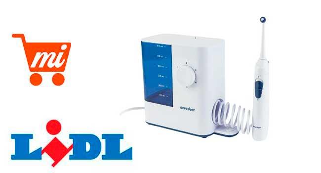 Irrigador Dental LIDL